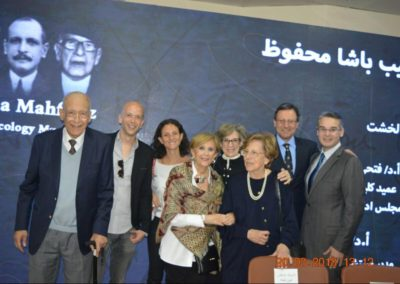 The Descendants of Mahfouz Pacha
